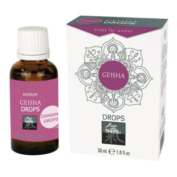 Geisha Drops - Stimulerend Middel