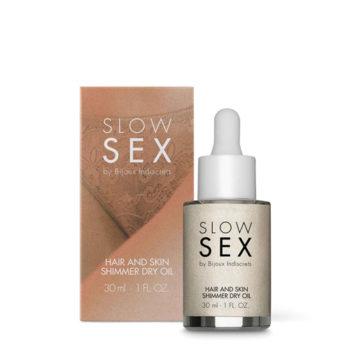 Droge Glinster Olie Voor Huid & Haar - 30 ml
