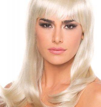 Hollywood Pruik - Blond