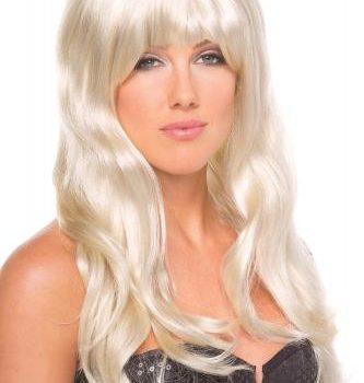 Burlesque Pruik - Blond