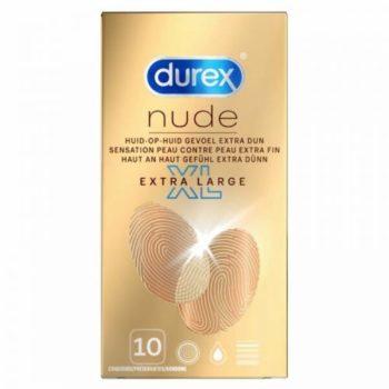 Durex Condooms Nude XL - 10 stuks