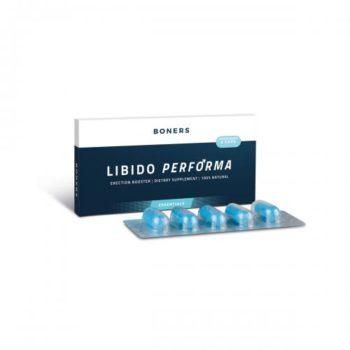 Boners Libido Performa Erectiepillen - 5 Stuks