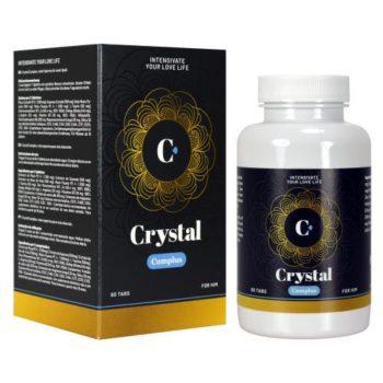 Crystal - Cumplus Sperma Verbeterende Tabletten - 60 st