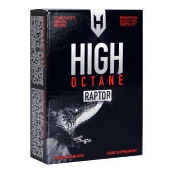 High Octane Raptor - Voor koppels - 5 sachets