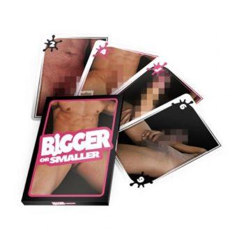 Erotisch Spel - Bigger or Smaller Game